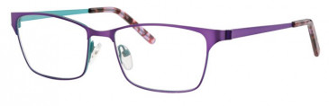 Metz ME1483 Glasses in Lilac/Green