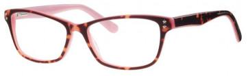 Metz ME1481 Glasses in Havana/Pink