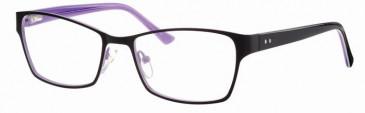 Metz ME1478 Glasses in Black/Lilac