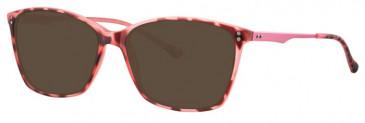 Metz ME1486-53 Sunglasses in Purple Mottle