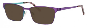 Metz ME1483 Sunglasses in Lilac/Green