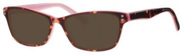 Metz ME1481 Sunglasses in Havana/Pink