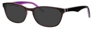 Metz ME1477 Sunglasses in Brown/Purple