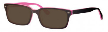 Metz ME1473 Sunglasses in Brown/Pink