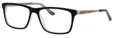 MM3 MM1348 Glasses in Matt Black