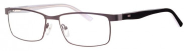 MM3 MM1345 Glasses in Gunmetal