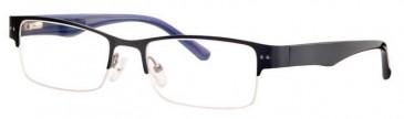MM3 MM1334 Glasses in Black