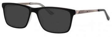 MM3 MM1348 Sunglasses in Matt Black