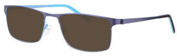 MM3 MM1347 Sunglasses in Navy/Blue