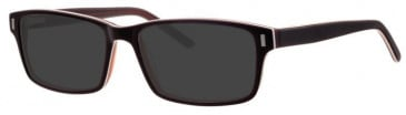 MM3 MM1344 Sunglasses in Brown