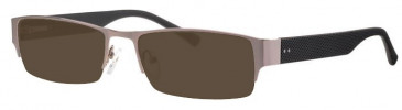 MM3 MM1343 Sunglasses in Gunmetal