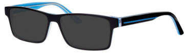 MM3 MM1342 Sunglasses in Black