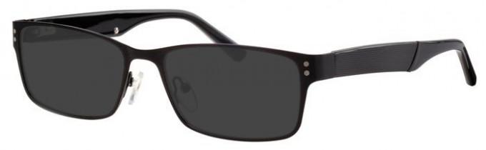 MM3 MM1341 Sunglasses in Black