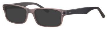MM3 MM1340 Sunglasses in Matt Grey