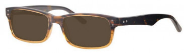 MM3 MM1339 Sunglasses in Brown
