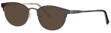 MM3 MM1336 Sunglasses in Black