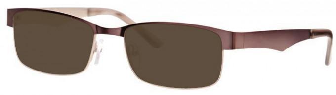 MM3 MM1329 Sunglasses in Bronze