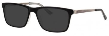 MM3 Plastic Ready-Made Reading Sunglasses