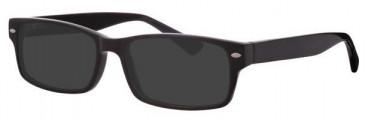 MM3 MM1326 Sunglasses in Black
