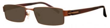 MM3 MM1323 Sunglasses in Bronze