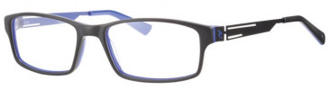 Rip Curl VOAM04 Glasses in Black/Blue