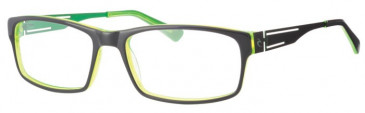 Rip Curl VOAM05 Glasses in Dark Grey/Green