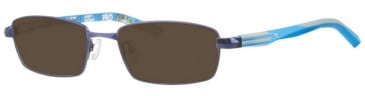 Rip Curl VOMG44 Sunglasses in Navy