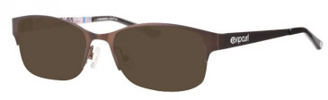 Rip Curl VOM090 Sunglasses in Brown