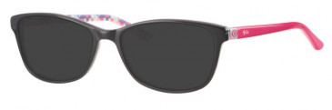 Rip Curl VOA140 Sunglasses in Black/Pink