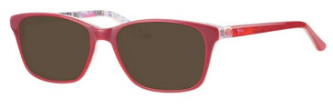 Rip Curl VOA138 Sunglasses in Burgundy