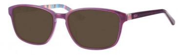 Rip Curl VOA139 Sunglasses in Purple