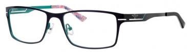 Schott SC4009 Glasses in Navy/Green