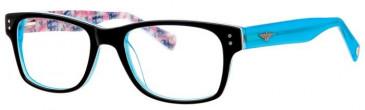 Schott SC4000 Glasses in Black/Blue