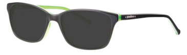 Schott SC4017 Sunglasses in Black/Green