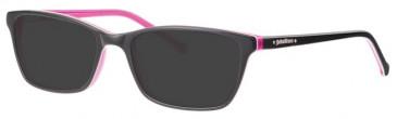 Schott SC4016 Sunglasses in Black/Pink