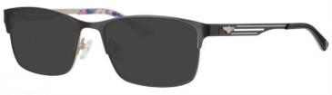 Schott SC4015 Sunglasses in Black