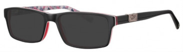 Schott SC4013 Sunglasses in Black
