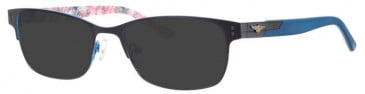 Schott Metal Ready-Made Reading Sunglasses
