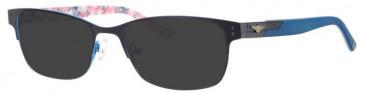 Schott Metal Ready-Made Reading Sunglasses