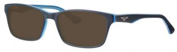 Schott SC4018 Sunglasses in Navy