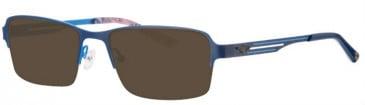 Schott SC4014 Sunglasses in Navy