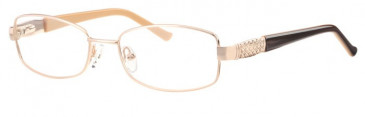 Visage VI433 Glasses in Gold