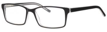 Visage VI412 Glasses in Black