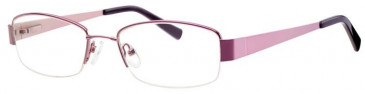 Visage VI418 Glasses in Lilac