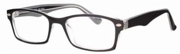 Visage VI402 Glasses in Black
