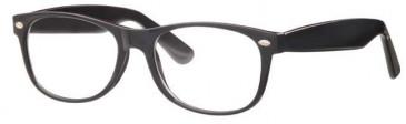 Visage VI175 Glasses in Black
