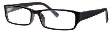 Visage VI383 Glasses in Matt Black