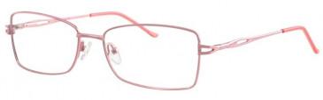 Visage VI426-54 Glasses in Pink
