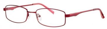 Visage VI403 Glasses in Burgundy