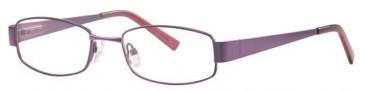 Visage VI398-52 Glasses in Purple